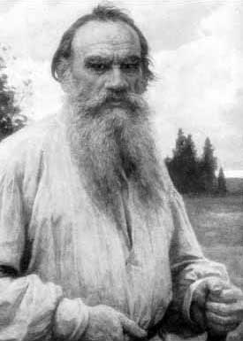 Leo Tolstoy, Wikipedia