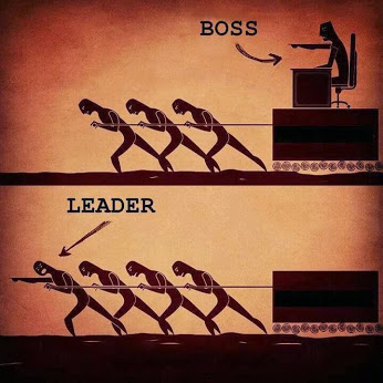 Leadership vs. Management, on Flickr
