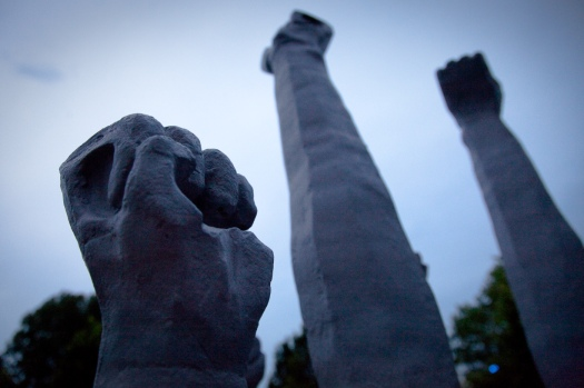 Vuisten (fists) - Power, by Bolwidt on Flickr