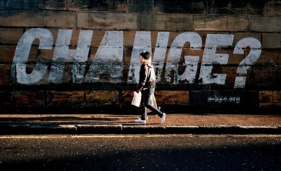 Change, SomeDriftwood, Flickr