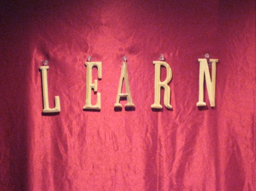 Learn Sign, philosophygeek, Flickr