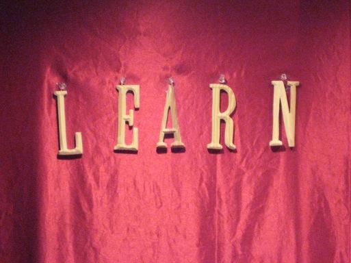 Learn Sign, philosophygeek, Flickr