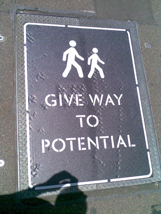 Potential!, Miles Goodhew, Flickr
