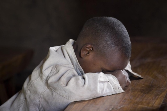 Ethiopia: Innocent Prayers of a Young Child, By Steve Evans, Flickr