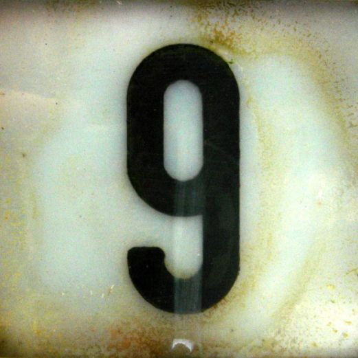 Number Nine, by Mario Klingemann, Flickr