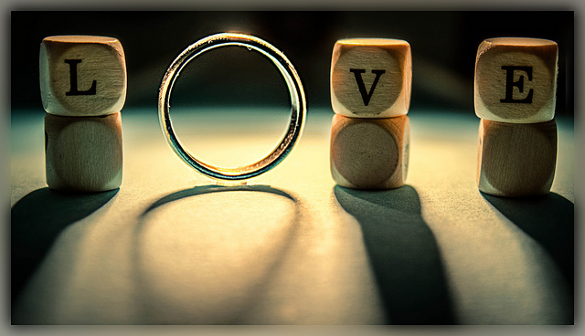 Love and Marriage, by Dennis Skley, Flickr