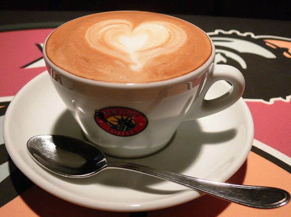 Love Coffee, by Ahmed Rabea, Flickr