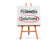 time Equals Solutions Not Problems, by One Way Stock, Flickr