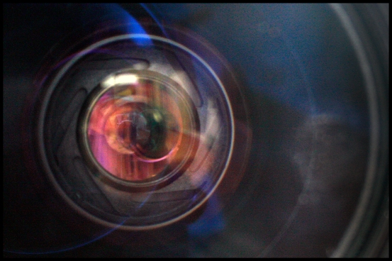 Lense, by Richard Heaven, Flickr