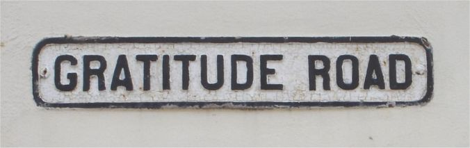 Gratitude Road, by Bart Maguire, Flickr