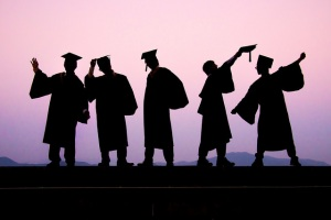 The Graduates, by Luftphilia, Flickr