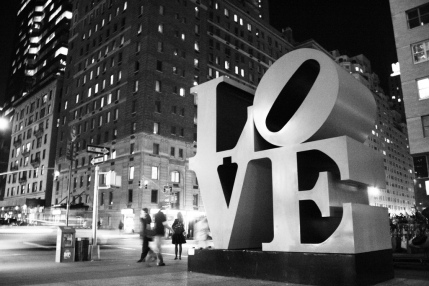 Love, Midtown, New York City, NY_Thomas R. Stegelmann